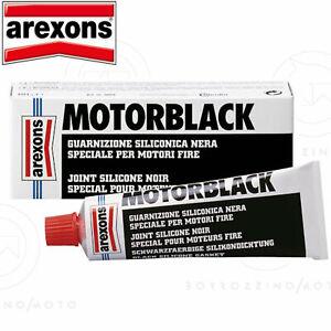 0094-AREXONS-SIGILLANTE-NERO-MOTORSIL-MOTORBLACK-GUARNIZIONE-PER-MOTORI-FIRE