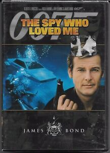 JAMES BOND 007 (dvd,2006) THE SPY WHO LOVED ME 1977 NEW Roger Moore Classic MGM