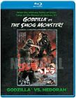 Godzilla Vs. Hedorah - Blu-ray Region 1