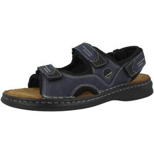 FidèLe Josef Seibel Franklyn Chaussures Men Comfort Hiking Sandales Grande Taille 10236-11-582-afficher Le Titre D'origine
