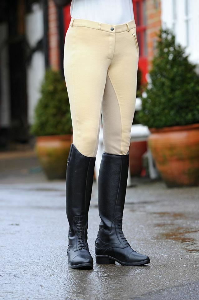 Dublin Ladies Supa Slender Classic Full Seat Horse Riding Competition Breeches
