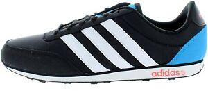 Details zu Adidas Neo F97910 V Racer Ortholite Schuhe Ultra Running Sneaker 40 Schwarz Weiß