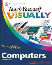 Teach Yourself VISUALLY Computers (Teach Yourself VISUALLY (Tech))-ExLibrary