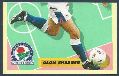 MERLIN-1994-PREMIER LEAGUE 94 #059-BLACKBURN /& ENGLAND-SOUTHAMPTON-ALAN SHEARER