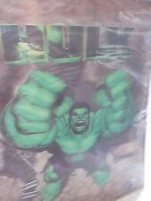 THE INCREDIBLE  HULK  3D POSTER  MINT NEW SEALED GREAT PARTY FAVOR ETC  F2