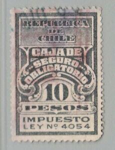 Chile-Revenue-Fiscal-Cinderella-stamp-5-29-20