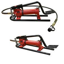 10000 Psi Manual Pneumatic Hydraulic Foot Operate Pump Mf2