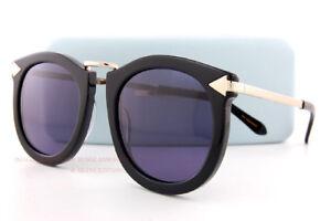 9e73c5d89ee Image is loading Brand-New-KAREN-WALKER-Sunglasses-Super-Lunar-Black-