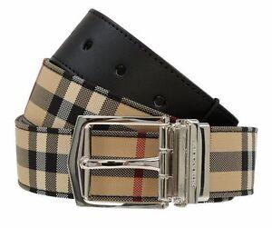 Cinturon Burberry Negro