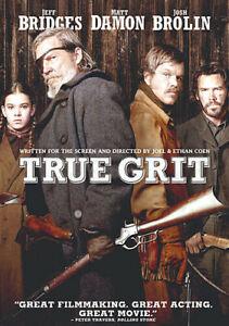 True Grit DVD, ,