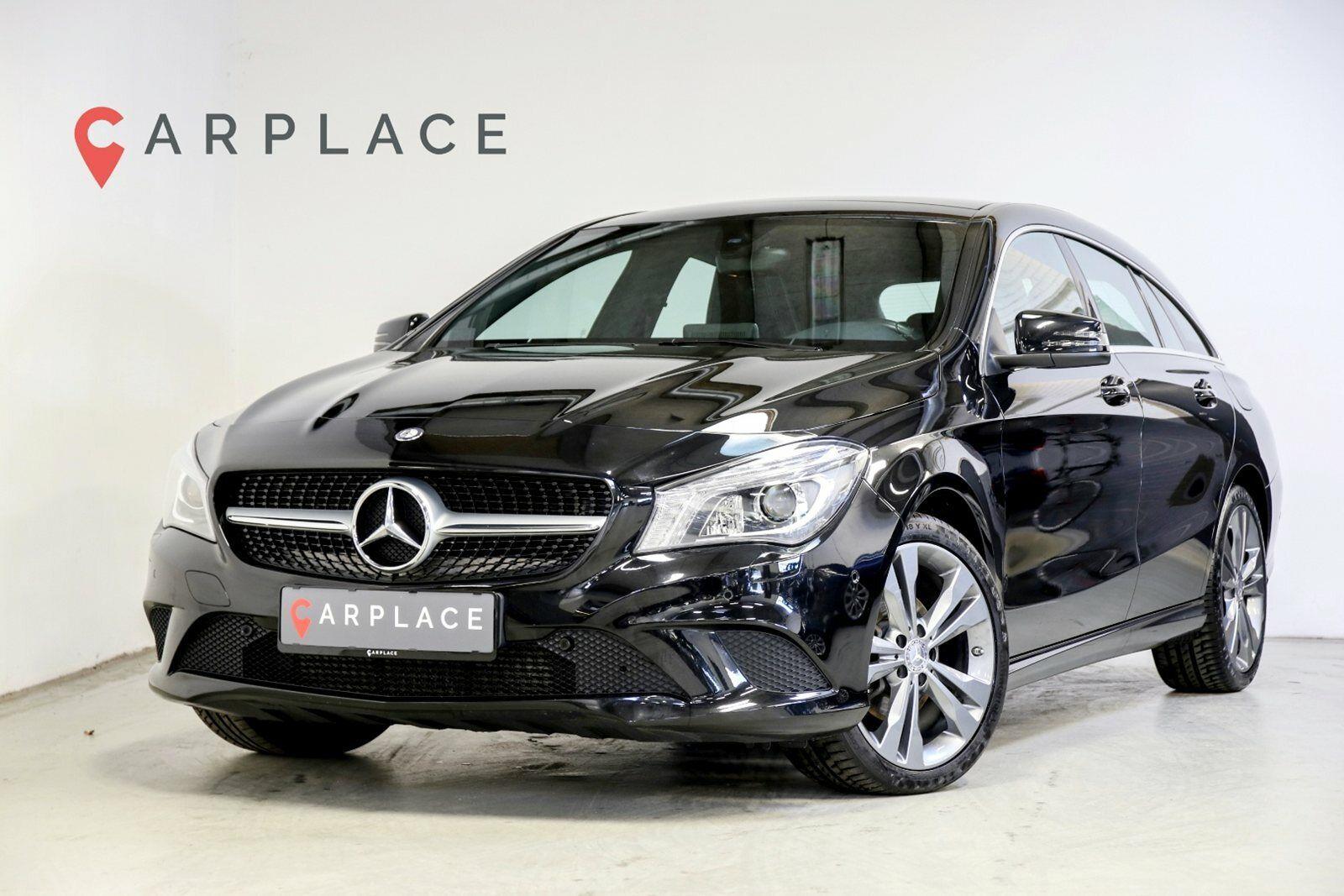 Mercedes CLA220 d 2,2 SB aut. 5d - 359.900 kr.