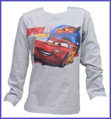 4 8 Ans Disponibles Disney Pixar Cars T-shirt gris 3 6 TS0029