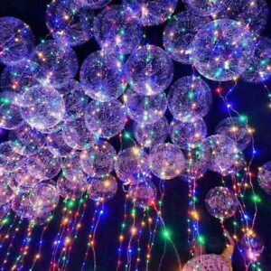 Creative-18-034-Multi-LED-Light-Up-Effacer-Ballon-de-Noel-de-mariage-anniversaire-D