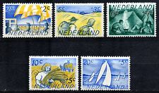 Netherlands - 1949 Summer welfare: Activities Mi. 516-20 MNH
