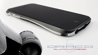 DRACOdesign Draco5 für iPhone 5S Alu Bumper Case Hülle Schutzhülle Handytasche