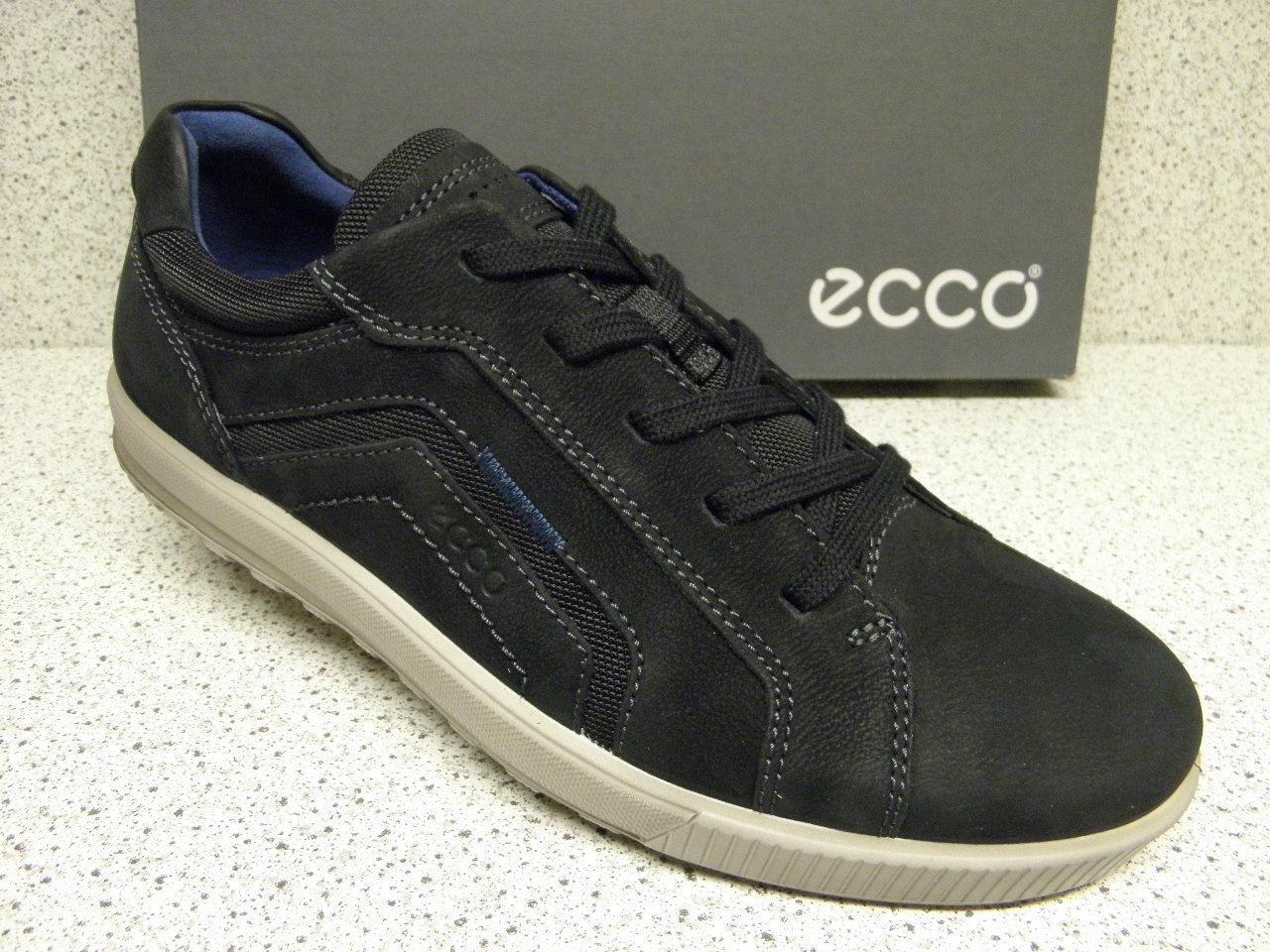 Ecco ®  ROTuziert,   modisch bisher  99,95 € modisch    Sneaker schwarz   (E71) e34d76