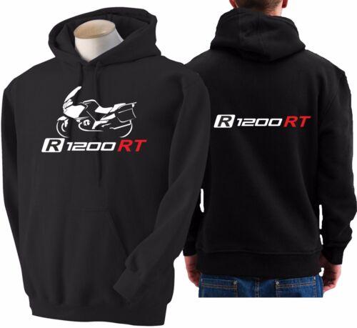 Hoodie for bike BMW R 1200 RT sweatshirt hoody R1200RT Sudadera moto sweater