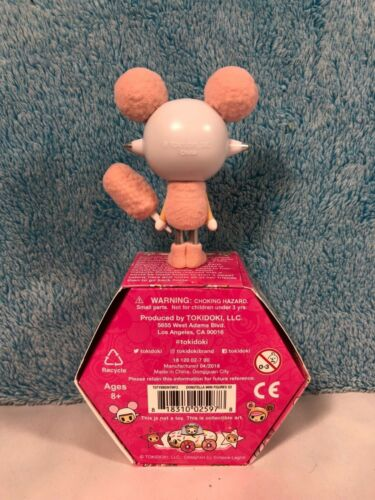 1 ouvert Blind Box vous Choisissez TOKIDOKI DONUTELLA Series 2 Mini Figurine en vinyle