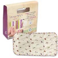 1 Janey Baby Organic Portable Change Pad 100% Organic Cotton (23 X 12)
