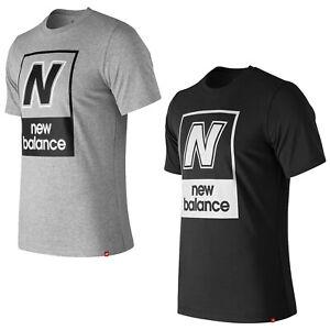t-shirt de sport homme new balance