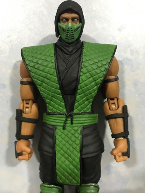 (In stock) STORM COLLECTIBLES Mortal Kombat Reptile 1/12 action figure