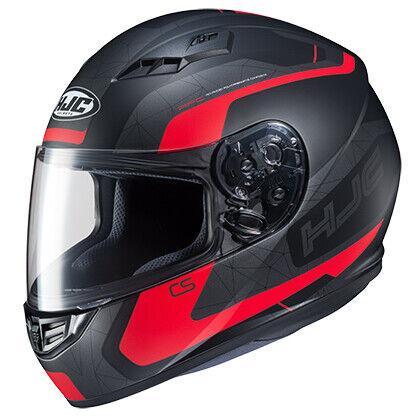 2XL* Red XL *HJC CS-R3 Dosta Full Face Motorcycle Helmet *SM,MED,LG