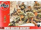 Airfix A01763 WWII British Infantry Northern Europe 1 72 Scale Kit
