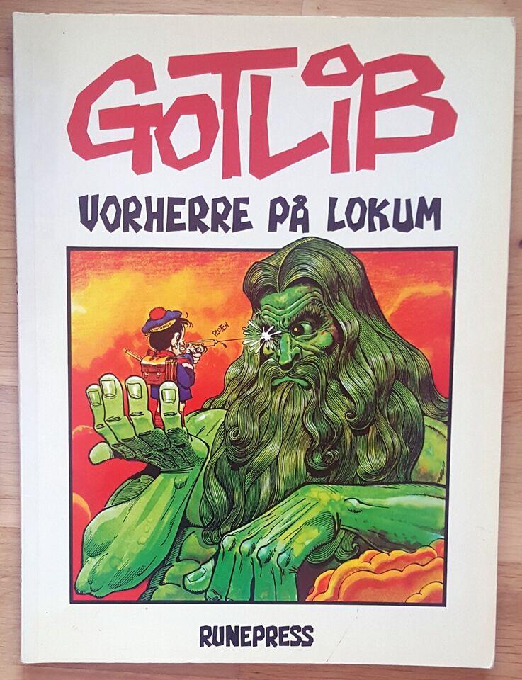 Tegneserier, Gotlib 1-4 (Runepress)