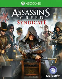 Assassin-039-s-Creed-Syndicate-Xbox-One-MINT-Same-Day-Dispatch-via-FAST-DELIV