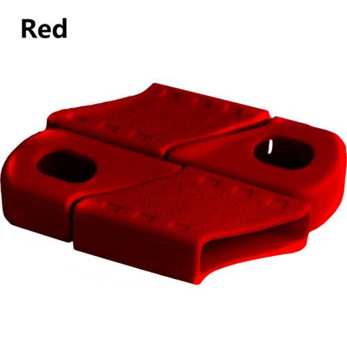 Dustproof  Crank Gel Caps Silicone Cover Protective Sheath Crankset Arm Boots