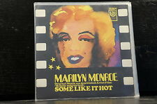 Marilyn Monroe / Melina Mercouri – Some Like It Hot / Never On A Sunday