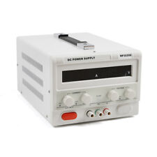 Lab Dc Power Supply Adjustable Dc Regulated Power 30v 20a Variable Regulated