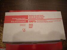 Dental Disposable Braided Cotton Rolls 1 12 Medium 38 Diameter