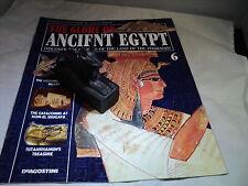 DeAgostini la gloria dell' Antico Egitto-Tema 6-ANUBIS-il primo embalmer