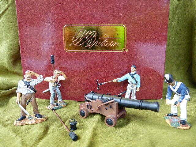 Venta al por mayor barato y de alta calidad. Soldat de plomb plomb plomb BRITAINS ref. 17519 - The battle of New Orleans 1815 - Pirates  bajo precio del 40%