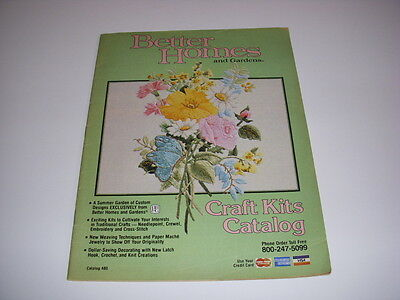 Fancy Alphabet Patches Vintage Better Homes and Gardens Craft Kit 1981