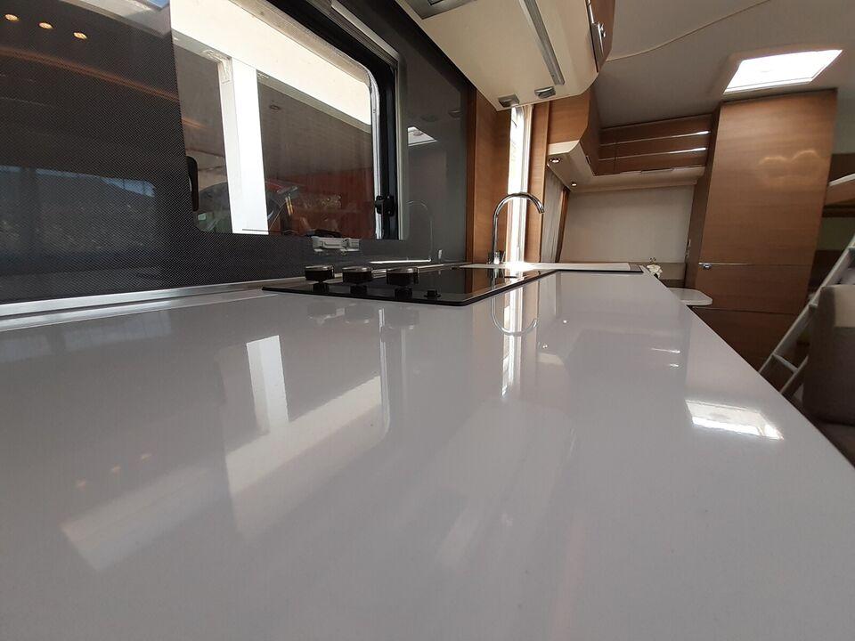 Adria Adora 613 PK, 2018, 1470 kg egenvægt