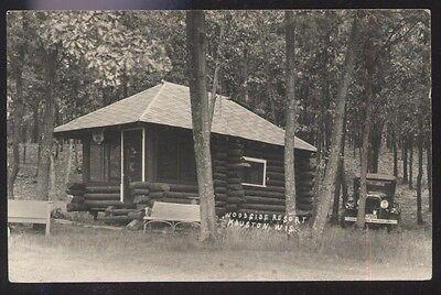 Rp Postcard Mauston Wisconsin Wi