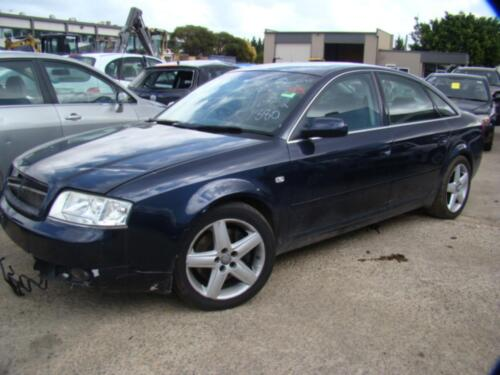 AUDI A6 LEFT CURTAIN AIR B, C5, SEDANWAGON, 10971205