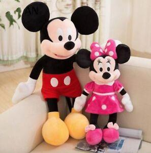 Minnie-Mickey-Peluche-Muneco-de-Nieve-Topolino-40-70-CM