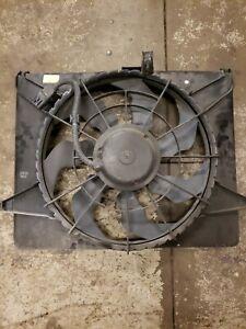 Radiator Cooling Fan For 2006-2007 Hyundai Sonata 2.4L 4-Cyl Eng.