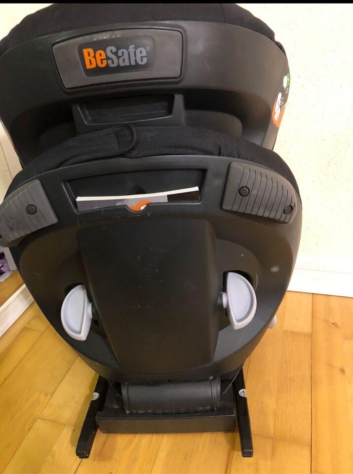 Autostol, op til 36 kg , Be Safe Be Safe izi up fix