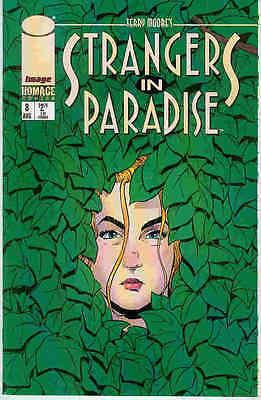 Unter Der Voraussetzung Strangers In Paradise (vol. 3) # 8 (terry Moore) (usa, 1997) Mangelware
