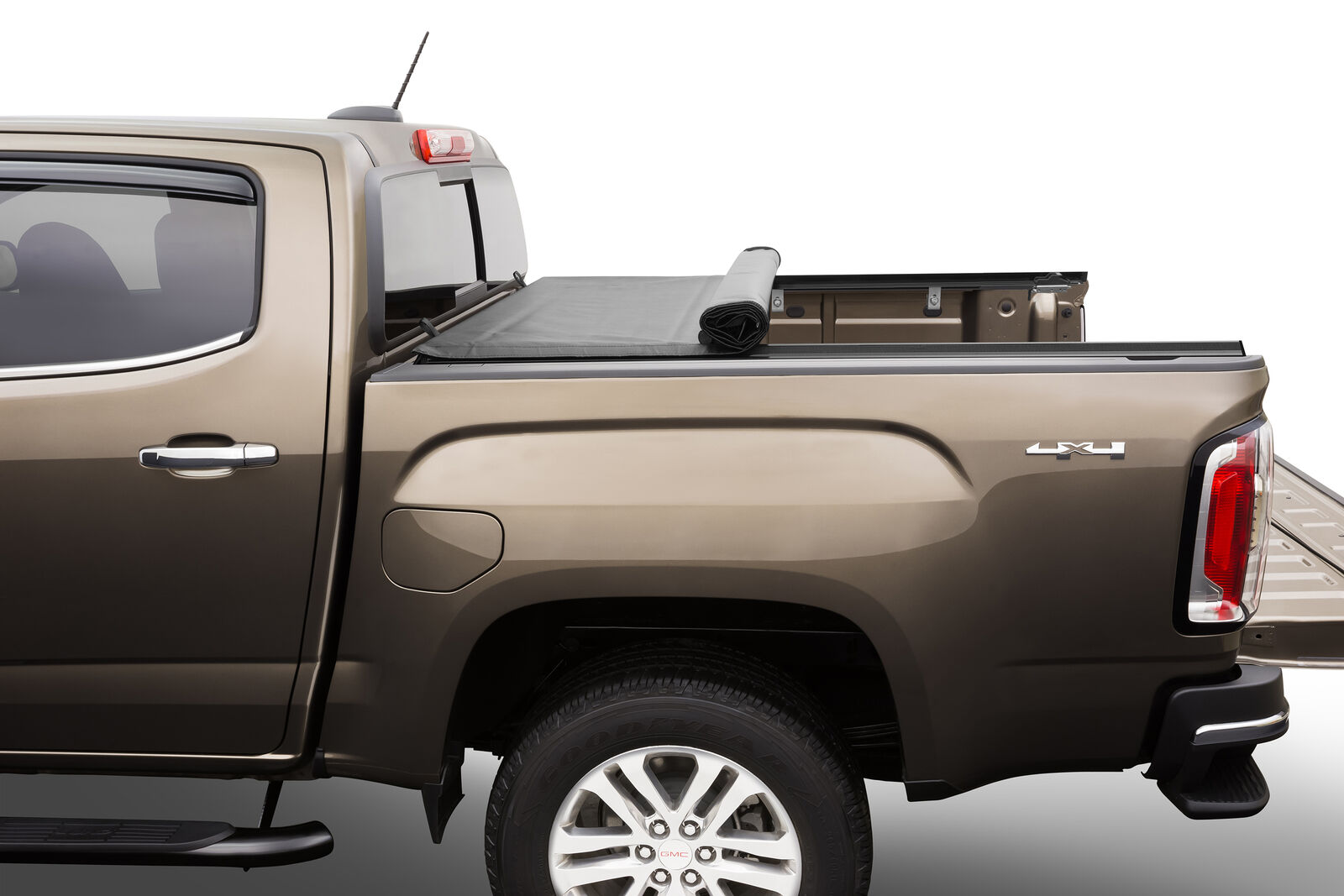 TonnoPro LR-1055 LoRoll Tonneau Truck Bed Cover for 73-87 Chevy Full Size 6'5 ft