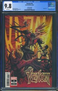 Venom-4-Marvel-CGC-9-8-White-Pages-2nd-Print-Donny-Cates-story