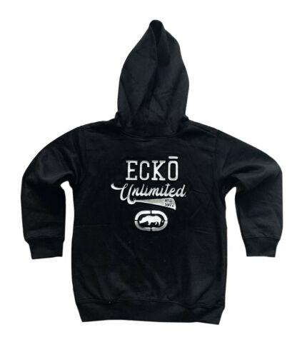 8 Ecko Unltd 10-12 5-6 14-16 A40720RM 7 Boys Pullover Fleece Hoodie Sz 4
