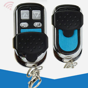 315/433mhz Universal Clonación Control Remoto Llavero Gate Puerta de Garaje