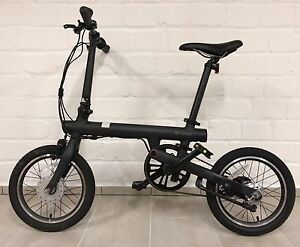 xiaomi qicycle elektrofahrrad e bike mit li ion akku led. Black Bedroom Furniture Sets. Home Design Ideas