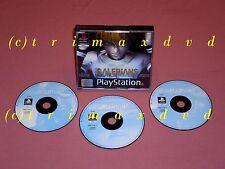 PS1 _ Galerians _ Erstausgabe CD's guter Zustand _ Über 1000 Spiele im SHOP