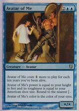 Avatar of Me FOIL   EX   Unhinged   Magic MTG
